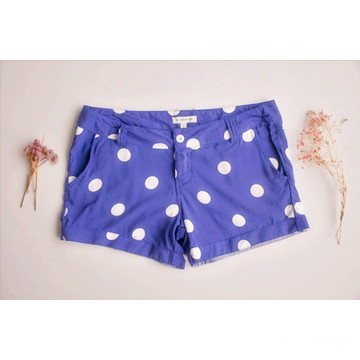 Women Wave Point Shorts
